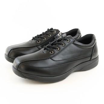 [サンタバーバラ ポロ&ラケットクラブ] SANTA BARBARA POLO&RACQUETCLUB 防水 防滑 仕様 カジュアル シューズ メンズ インソール サイドファスナー 紳士靴