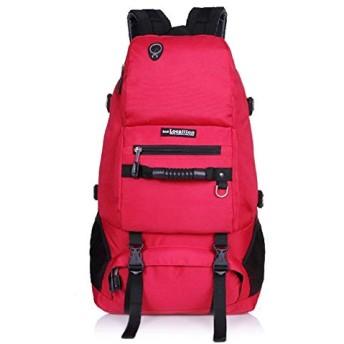 大容量登山バッグレジャー旅行バックパック防水屋外スポーツバックパック