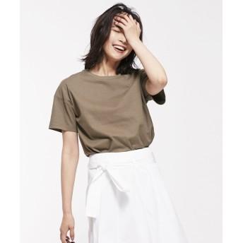 Anti Soaked クルーネックTシャツ 5000円以上送料無料【公式/ナノ・ユニバース】
