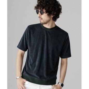 カラーリングクルーネックTシャツ 5000円以上送料無料【公式/ナノ・ユニバース】