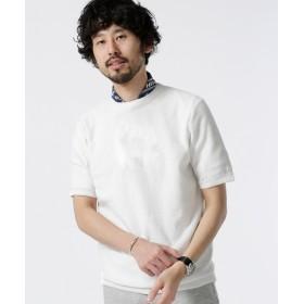 ポリ麻ニットTシャツ S/S 5000円以上送料無料【公式/ナノ・ユニバース】