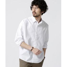 大人のワイドシャツ レギュラーカラー 5000円以上送料無料【公式/ナノ・ユニバース】