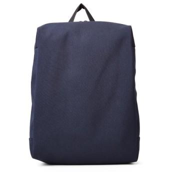 カバンのセレクション アンクール リュック メンズ レディース ブランド 薄マチ 薄型 撥水 Un coeur TORO2 k908229 ユニセックス ネイビー フリー 【Bag & Luggage SELECTION】