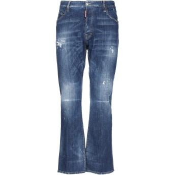 《期間限定セール開催中!》DSQUARED2 メンズ ジーンズ ブルー 54 コットン 98% / ポリウレタン 2% / ポリウレタン