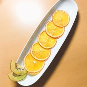 押しフルーツ ドライフルーツ オレンジ