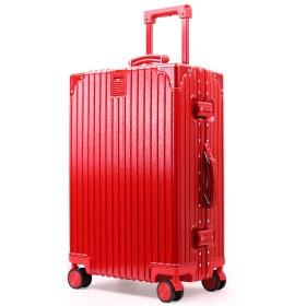 IPO スーツケース トラベルバッグ キャリーケース トランク ドイツ品質 PC+ABS 2つのTSAロック 機内持込 旅行 ビジネス 大容量 軽量 静音 防水 耐摩耗 耐衝撃 8輪快走Wキャスター レザーハンドル 5サイズ 4色展開