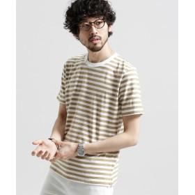 半袖ボーダーインナーTシャツ 5000円以上送料無料【公式/ナノ・ユニバース】
