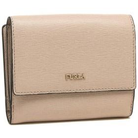 [フルラ]折財布 レディース FURLA 993880 PZ57 B30 TUK ベージュ [並行輸入品]