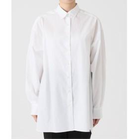 AP STUDIO MONTI オーバーサイズシャツ ホワイト フリー
