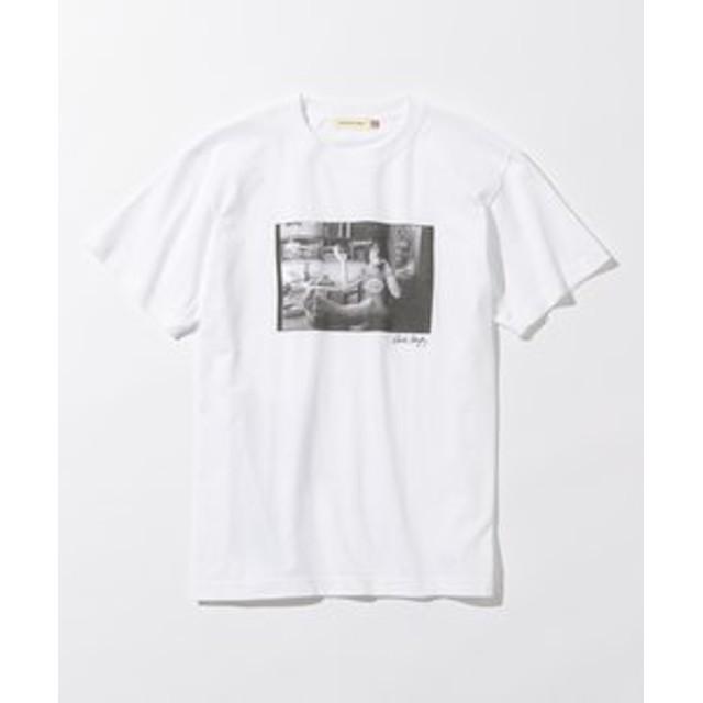【any SiS:トップス】【L'aube】Roberta Bayleyフォト Tシャツ