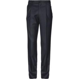《セール開催中》EMPORIO ARMANI メンズ パンツ ダークブルー 46 バージンウール 100%