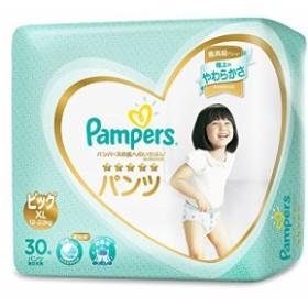 パンパース 肌へのいちばん パンツ スーパージャンボ ビッグサイズ 30枚入