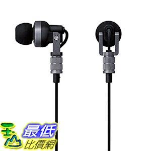 [東京直購] ELECOM 耳塞式立體聲耳機 EHP-CH3000BK 12.5mm