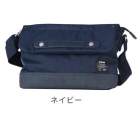 (Bag & Luggage SELECTION/カバンのセレクション)モズ ショルダーバッグ moz レディース メンズ サコッシュ ZZCI-01 マザーズ バッグ ママ 北欧 ミニ/ユニセックス ネイビー