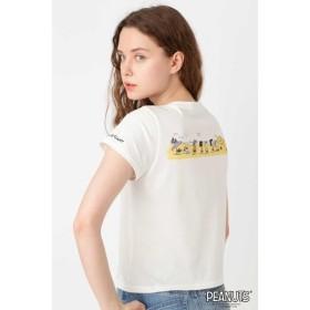 [マルイ]【セール】SNOOPY Tシャツ/ジルスチュアート(JILLSTUART)