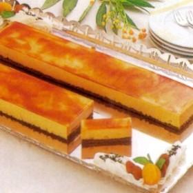 キャラメルの香りがたまらない カットケーキ