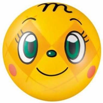 【アガツマ】 アンパンマン 顔ボール5号 メロンパンナチャン おもちゃ アウトドアトイ 幼児用ボール[▲][ホ][K]