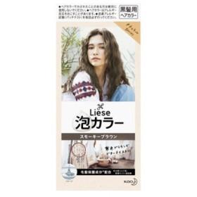 【医薬部外品】リーゼ 泡カラー スモーキーブラウン 1セット