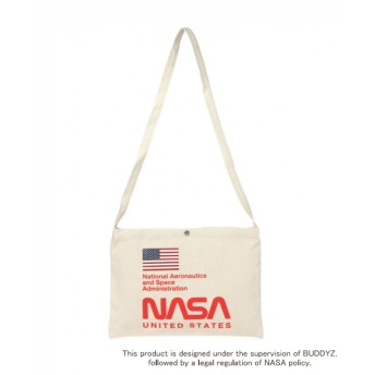 (niko and./ニコアンド)【NASA】コラボサコッシュ/ [.st](ドットエスティ)公式