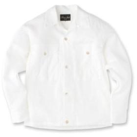 DRESSTERIOR(Men)(ドレステリア(メンズ))HAVERSACK(ハバーサック)ポケットシャツ