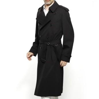 バーバリー BURBERRY トレンチコート WESTMINSTER HERITAGE TRENCH COAT ブラック 大きいサイズあり メンズ 4073791-black