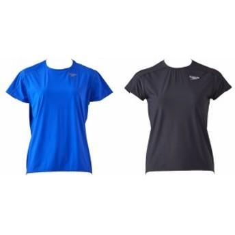 スピード Speedo 水泳ウェア レディース センシティブTシャツ SD27T69 2019SS