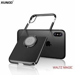 XUNDD 華爾滋系列 iPhone 7 PLUS 5.5吋 魔吸指環立架保護殼