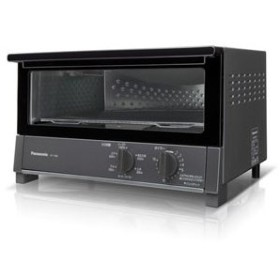 パナソニック NT-T500-K オーブントースター (1300W) ダークメタリック
