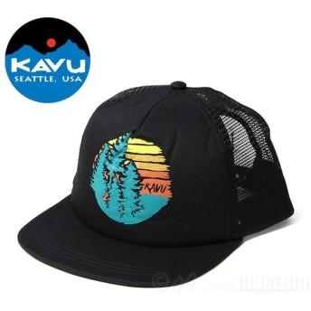 カブー KAVU キャップ 帽子 ピットストップキャップ Pit Stop-Scenic 1035