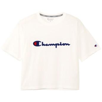 ウィメンズ C VAPOR PP Tシャツ 19FW【秋冬新作】スポーツ チャンピオン(CW-QS302)【5400円以上購入で送料無料】