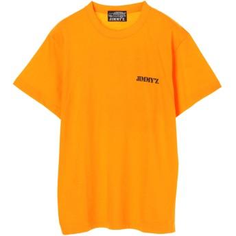 【6,000円(税込)以上のお買物で全国送料無料。】【JIMMY'Z】BACKプリントTシャツ