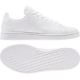 [adidas]アディダス スポーツカジュアルシューズ アドバンコート ベース (EE7692) ランニングホワイト/ランニングホワイト/ローホワイトS19[取寄商品]