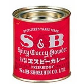 S&B 特製 エスビーカレー 缶37g