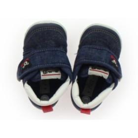 【ダブルB/DoubleB】スニーカー 靴12cm~ 男の子【USED子供服・ベビー服】(432782)