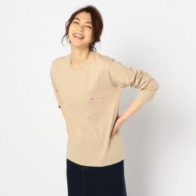 [マルイ] 【DANTON/ダントン】POCKET LONG Tシャツ #JD-9077/フレディ&グロスター レディース(FREDY&GLOSTER)