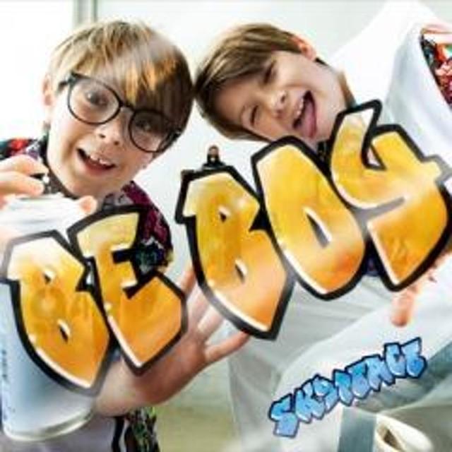 スカイピース / BE BOY【CD】