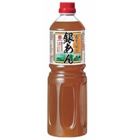ヒガシマル 割烹関西 銀あん 1.1kg