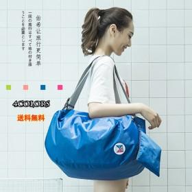 折りたたみの女性のバックパックナイロン防水バッグの韓国語版