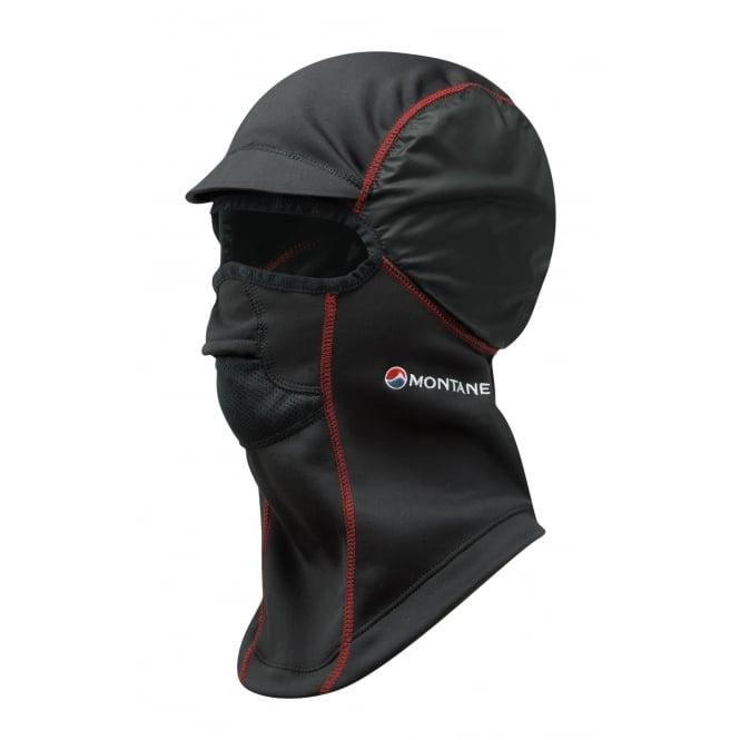 【Montane 英國】Punk Balaclava 龐克保暖面罩 全罩式頭套 魔鬼帽 滑雪擋風保暖 黑色 (HPUNK)