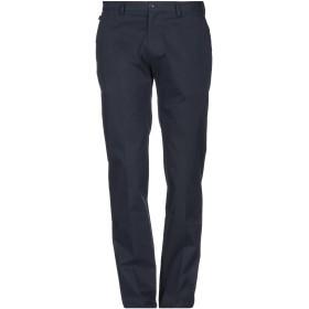 《期間限定セール開催中!》ARMANI COLLEZIONI メンズ パンツ ダークブルー 46 コットン 98% / ポリウレタン 2%