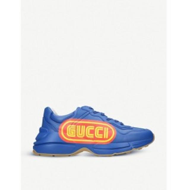 best sneakers 72116 5110e グッチ GUCCI メンズ スニーカー シューズ・靴 Rython SEGA ...