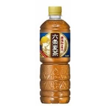 【お徳用】アサヒ 六条麦茶 PET 660ml×24本(1ケース)
