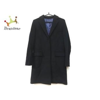 ドゥーズィエム DEUXIEME CLASSE コート サイズ36 S レディース ダークネイビー 冬物 新着 20190718