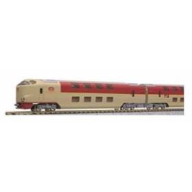 Nゲージ 285系 3000番台 サンライズExp 7両セット 鉄道模型 電車[10-1333]