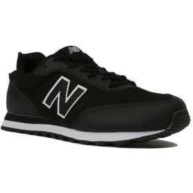 [NEW BALANCE]ニューバランス レディース カジュアルランニングシューズ GW050 足幅:D (GW050LAD) ブラック[取寄商品]