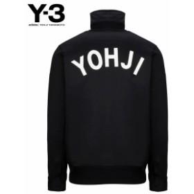 送料無料 ワイスリー ジャケット ◆ M YOHJI LETTERS TRACK JACKET メンズ FJ0456 ブラック ジャージ トラックジャケット adidas yohji y