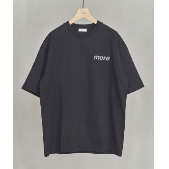 BEAUTY&YOUTH UNITED ARROWS / ビューティ&ユース ユナイテッドアローズ BY MORE THAN PARADICE ワイドフォルム Tシャツ -MADE IN JAPAN-