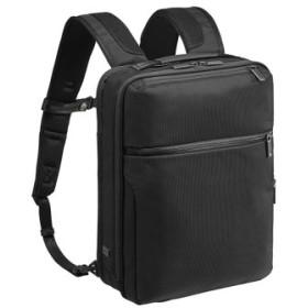 (Bag & Luggage SELECTION/カバンのセレクション)エース ジーンレーベル ガジェタブルCB リュック ビジネスリュック メンズ A4 ACE 62361/ユニセックス ブラック