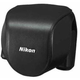 Nikon 一眼カメラケース CB-N4000SA BK[VHL004AW](ブラック)