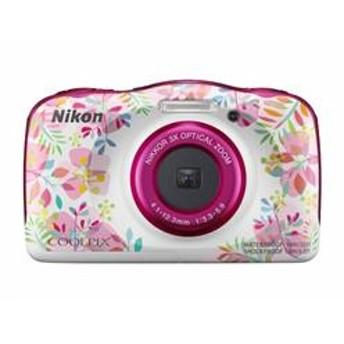 コンパクトデジタルカメラ COOLPIX(クールピクス) W150 フラワー COOLPIXW150-FL